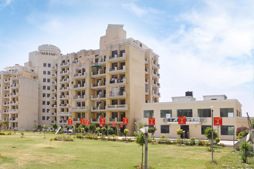 Areans Palm Residency